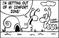 comfort zone comic