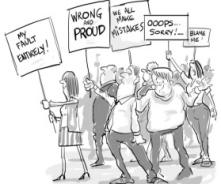 wrong cartoon